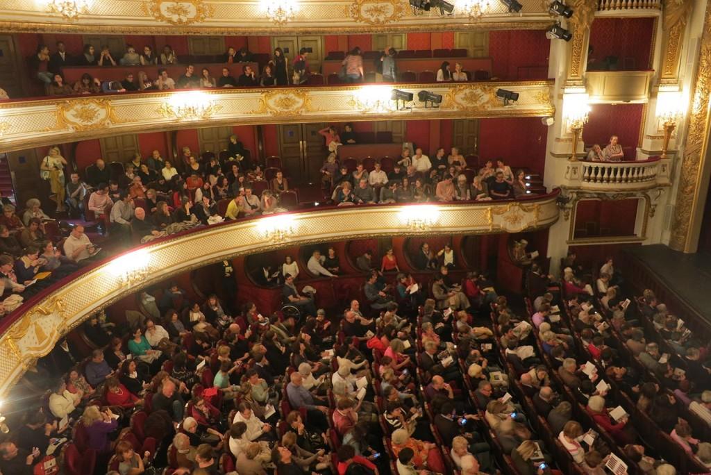 Au th tre paris in person - Comedie francaise salle richelieu ...