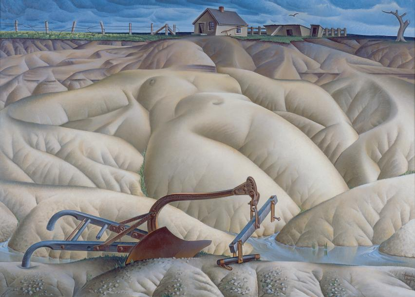 erosion-or-mother-earth-laid-bare-alexander-hogue-1936