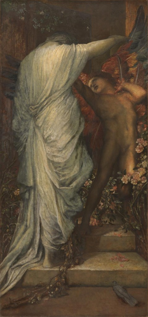 Love and Death c.1885-7 George Frederic Watts 1817-1904 Presented by the artist 1897 http://www.tate.org.uk/art/work/N01645