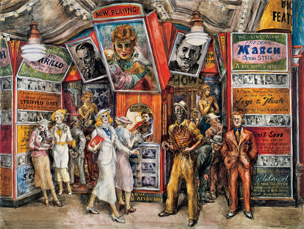 reginald-marsh-twentycent-movie-1936