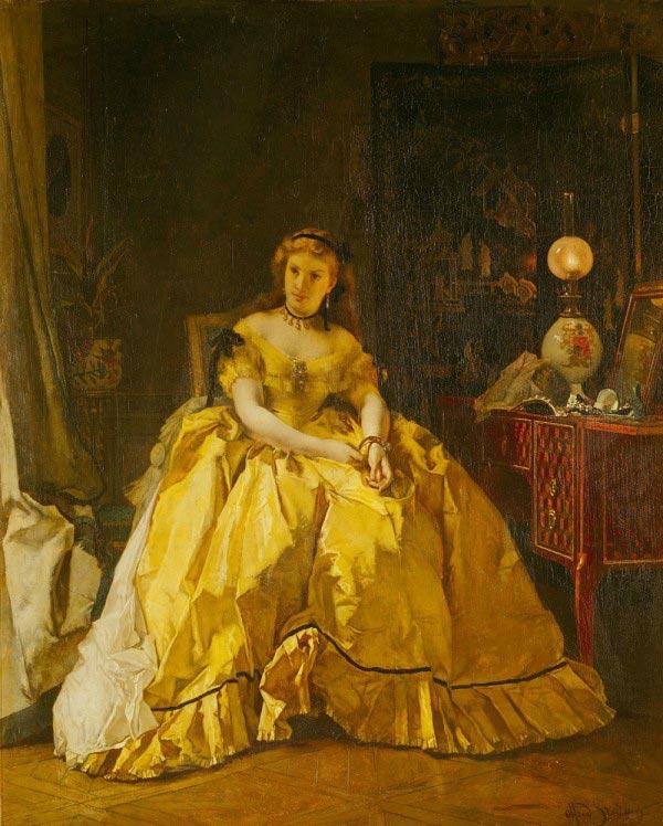 alfred-stevens-rentree-du-bal-vers-1867