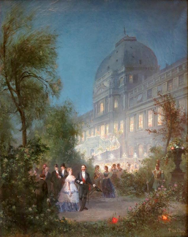 petrus-henricus-theodorus-tetar-van-elven-fete-de-nuit-aux-tuileries-le-10-juin-1867